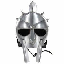 New Gladiator maximus Medieval Armor Helmets 300 movie Spartan Helmet for sale q