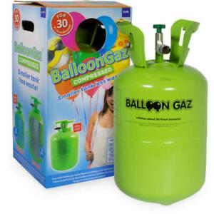 Ballongas Helium Heliumflasche Gas für 30 bzw 50 Luftballons, Hi Float ULTRAGel