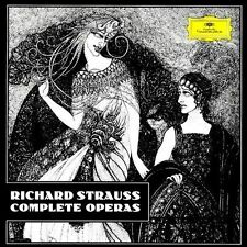 NEW Richard Strauss - Complete Operas [33 CD][Limited Edition] (Audio CD)