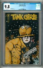 Tank Girl 2 #4 (1993) CGC 9.8  White Pages  Martin - Hewlett  LOW CENSUS