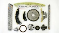 TIMING CHAIN KIT + GEARS FOR MAZDA 3 6 CX-7 2.2 MZR CD R2AA TURBO DIESEL ENGINE