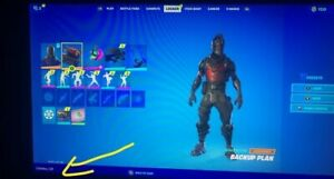 s1 🔥Stacked Fort Account 🔥 Black knight 🔥sparkle specialist🔥200+ skins