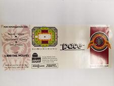 Chicago Wolves 1994/95 IHL Minor Hockey Pocket Schedule - Pace (RK)