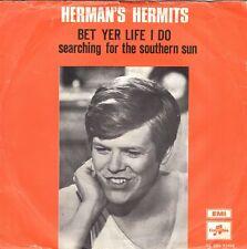 7inch HERMAN'S HERMITSbet yer life i doHOLLAND 1970 EX (S2855)