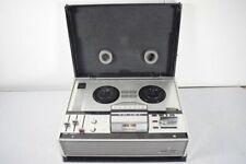Bekannte Maschine für Liebhaber: Grundig TK-121 Tonbandgerät – Funktioniert!!