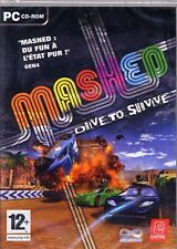 mashed drive to survive (NEUF EMBALLE)