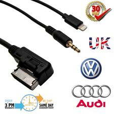 Audi Aux Cable Ami Interface Music Mmi Mdi Adapter Vw Iphone Usb Audio Q5 6 Q7 A