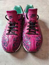 Nike Pink Animal Print Trainers