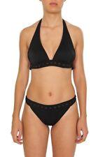 Burberry Bikini Sets Women's L Black  Plain