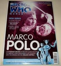"DOCTOR WHO MAGAZINE # 347  Sept 2004  VFN  MARK EDEN ""MARCO POLO"" Cover"