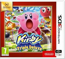 Kirby Triple Deluxe - Selects | Nintendo 3DS 2DS New