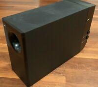 Bose Lifestyle 20 25 30 Black Acoustimass Subwoofer Powered Speaker System