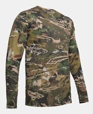 UNDER ARMOUR® UA SCENT CONTROL MEN'S XL RIDGE REAPER® L/S FOREST CAMO T-SHIRT
