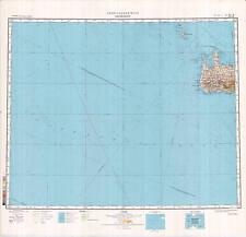Russian Soviet Military Topographic Maps - KASTELLI KISSAMOS (Greece), ed.1981