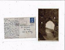 CORNISH POST CARD TINTAGEL CASTLE ARCH No. 65318