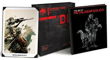 The Art of Metal Gear Solid V LIMITED EDITION Collectors Artwork Artbook MGSV
