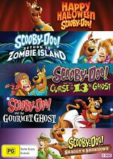 Scooby Doo | 5-film Collection - DVD Region 4
