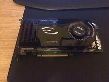 EVGA E-GeForce 8800 GTS Scheda Grafica 320mb-Testato & Lavoro