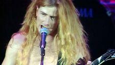 Megadeth - DVD - London, England - 09-30-92 - PRO-SHOT, EXCELLENT