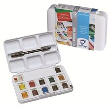 Van Gogh 12 Pan Watercolor Pocket Box