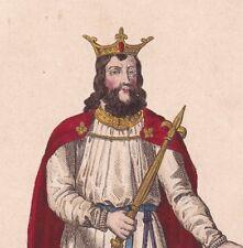 Clovis mérovingien roi des Francs premier roi chrétien