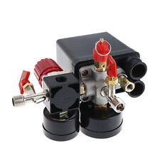 """Druckschalter für Druckluft Kompressor 240V 1/4"""" Druckregler Kompressorschalter"""