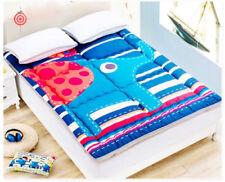 Blue Contemporary Beds & Mattresses