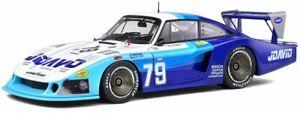 1:18 PORSCHE 935 MOBYDICK race car 24hr Le Mans Fitzpatrick 1979 SOLIDO 1805402