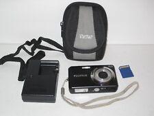 Fujifilm FinePix J Series J38 12.2MP Digital Camera Black