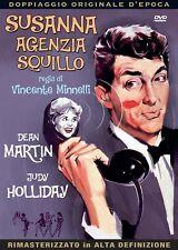 Dvd Susanna Agenzia Squillo - (1960)  ** A&R Productions ** .......NUOVO