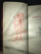 Curiosa 1899 Pierre louys  Aphrodite  Borel  Illustration Calbet