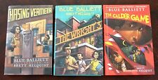 COMPLETE Chasing Vermeer Trilogy  by Blue Balliett HB