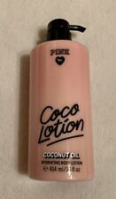 Victoria's Secret Pink Coco Lotion Coconut Oil Hydrating Body Lotion New