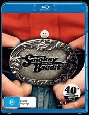 Smokey And The Bandit (Blu-ray, 2017) 40th Anniversary Edition : NEW