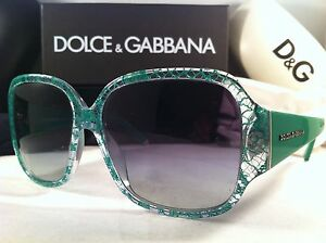 Brand New Ladies Dolce & Gabbana Sunglasses Model DG4119 1889/8G