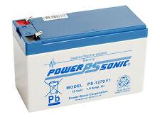 APC RBC26 REPLACEMENT BATTERY POWERSONIC