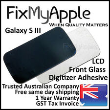 Samsung Galaxy S III S3 Front Glass Lens Double Sided Adhesive Tape Glue Sticker