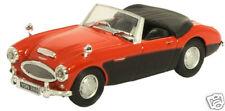 CARARAMA CR008 Austin Healey 100/6 Red 1/43 New Boxed