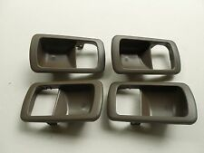 92-96 CAMRY 4 BROWN TRIM COVERS FOR TOYOTA HANDLES 3-4 DAYS DELIVERY WITHIN USA