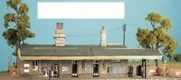 Ratio 504 GWR Station Building 00 Gauge Plastic Kit - Tracked 48 UK Post