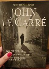 Three Complete Novels By John Le Carre Call For Dead A Murder Of Quality The Spy