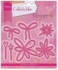 Stanzschablonen cutting Gift-wrapping Karins Schleifen pin bows Marianne COL1441