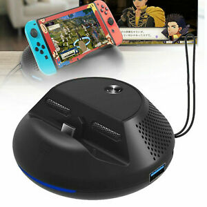 Portable Dock TV Converter HDMI Charger Base Station For Nintendo For Switch