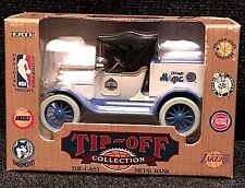 TIP-OFF COLLECTION DIE- CAST METAL BANK CAR- ORLANDO MAGIC