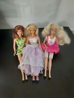 3 Barbies - Ballroom Beauty / Hip 2 Be Square / Cool Times