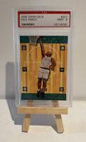 1998-99 Upper Deck Paul Pierce #321 Rookie Card PSA 9 Mint Boston Celtics RC