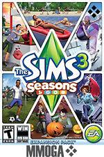 The Sims 3: Stagioni - EA Origin Codice digitale - PC Espansione Pack - ITA
