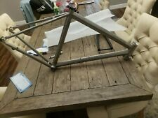 Lynskey titanium frame
