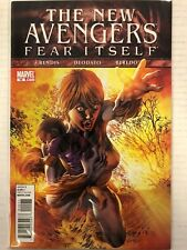 New Avengers #15 Comic Book Marvel 2011 Fear Itself