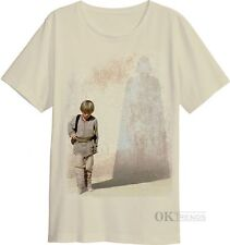 Star Wars Herren T-Shirt **Anakin mit Darth Vader Schatten**beige (Gr.XL)NEU&OVP